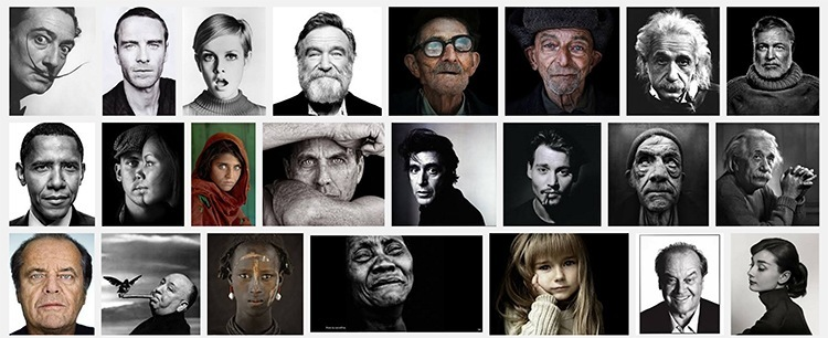 Famous portrait photographers