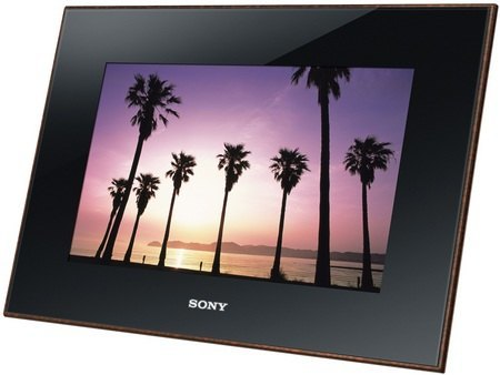 Sony digital frames
